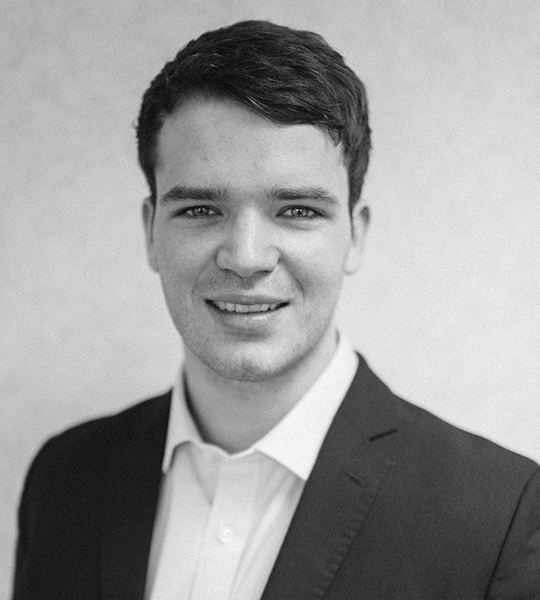 Hywel Thomas, Trainee Solicitor