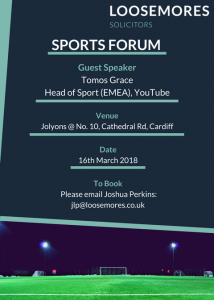 Sports Forum Event