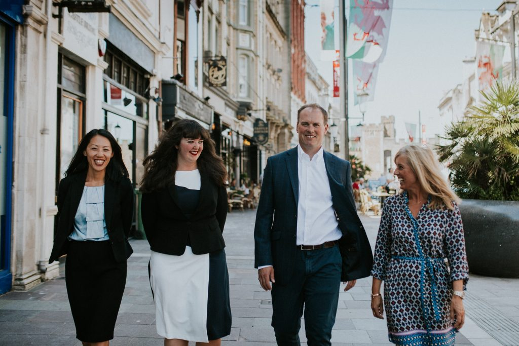 property team grows