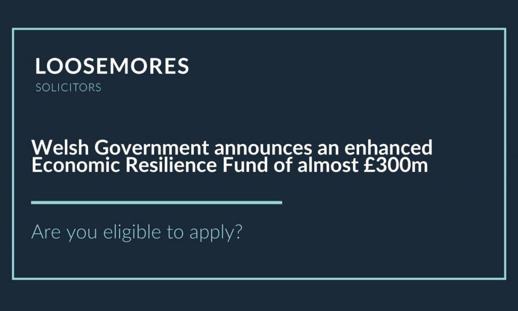 Economic Resilience Fund