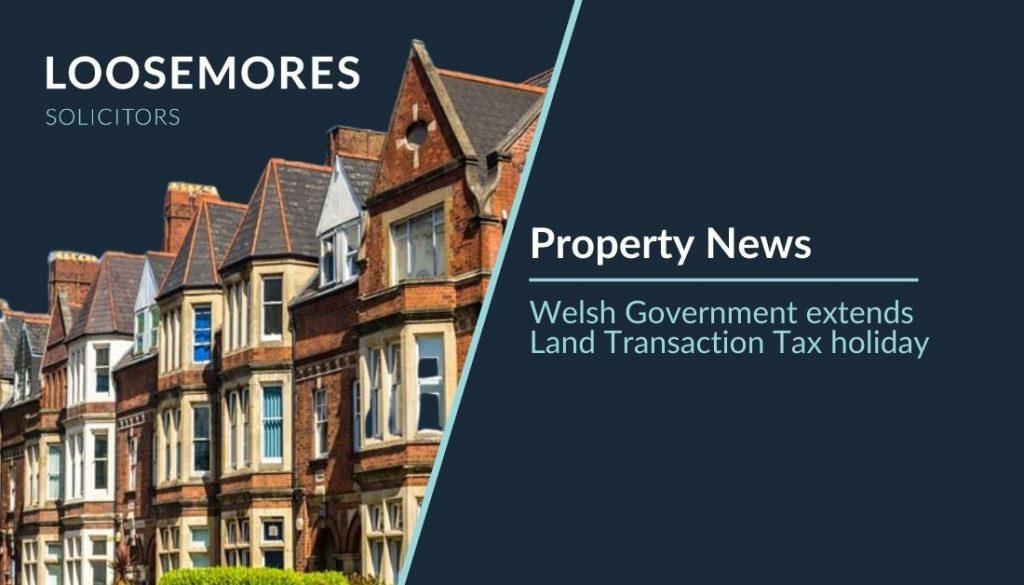 Land Transaction Tax Holiday