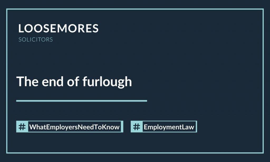 End of Furlough